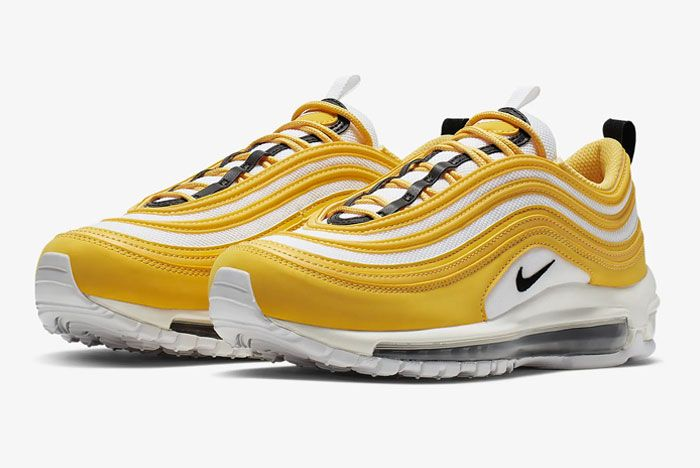 Nike Air Max 97 Taxi Yellow Left