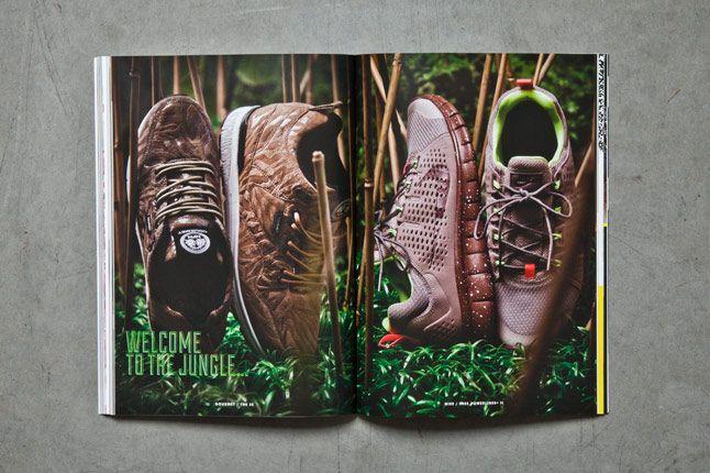 Sneaker Freaker Issue26 Jungle 1