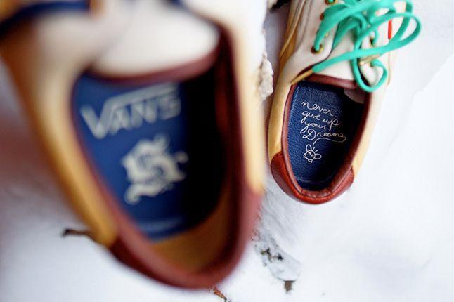Vans Vault Sole Classics Carmen Detail Never Give Up 1