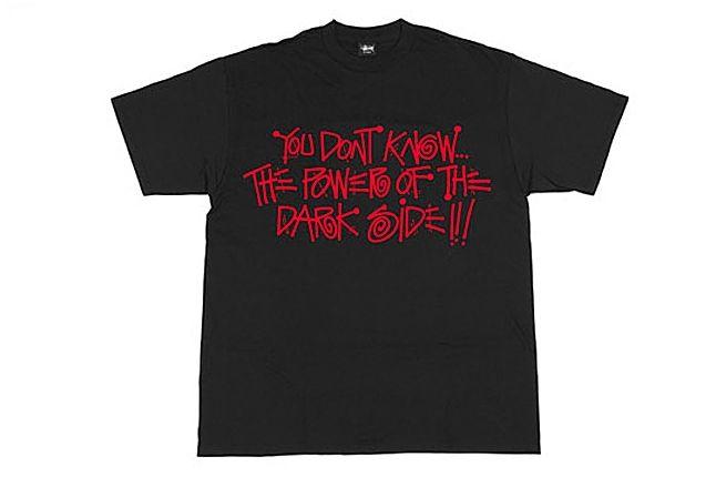 Stussy Bearbrick Darth Vader 1