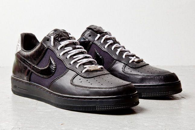 Nike Air Force 1 Downtown Black 2 1