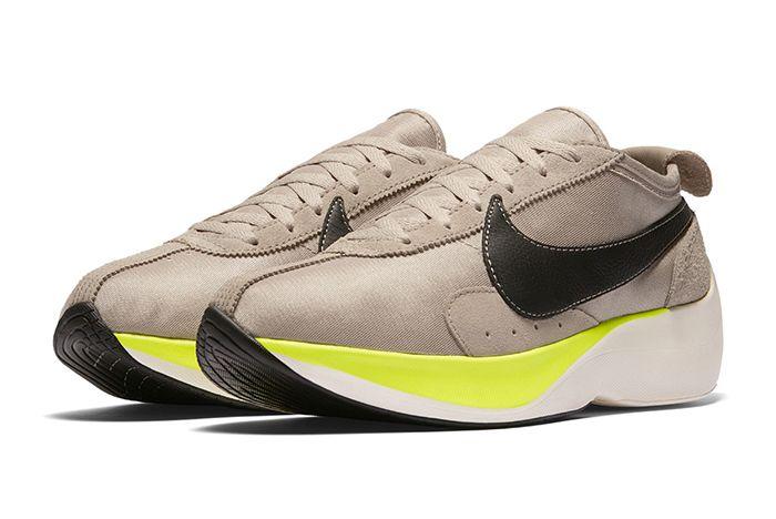 Nike Moon Racer Tan Volt 1 Sneaker Freaker