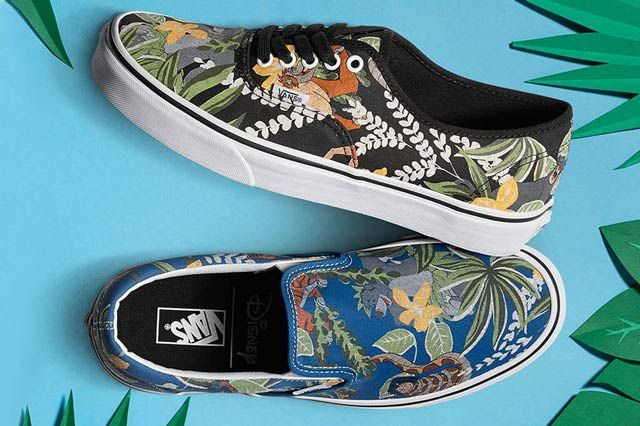 Disney X Vans Holiday Pack 3