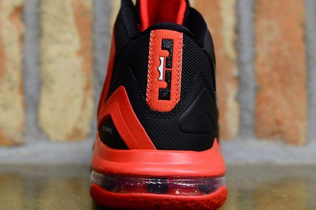 Nike Le Bron Ambassador 6 Rear