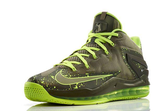 Nike Lebron 11 Low Dunkman Perspective
