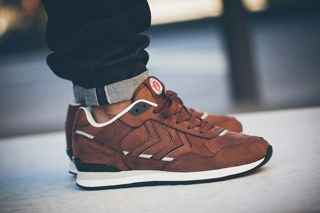 Fc St Pauli Hummel Marathona Sneaker 5