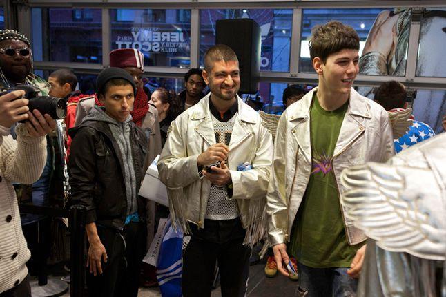 Jeremy Scott In Store Adidas Originals Soho New York 57 1