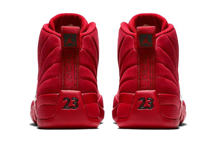 Air Jordan 12 Gym Red Official 4