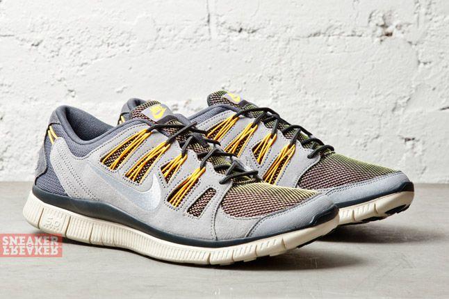 Nike Free 5 0 Ext Wolf Grey Pure Platinum 2