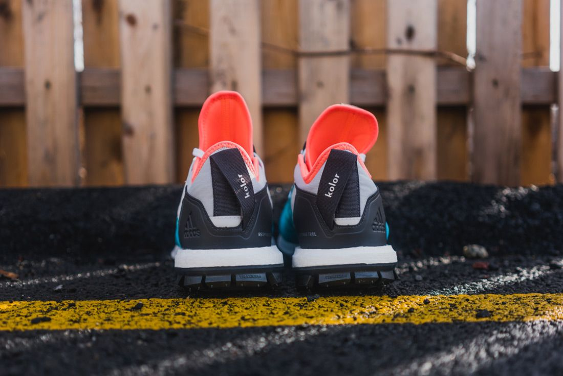 Kolor X Adidas Ss17 Response Tr Pack7