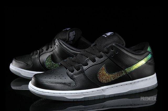 Nike Sb Dunk Low Sparkle 2
