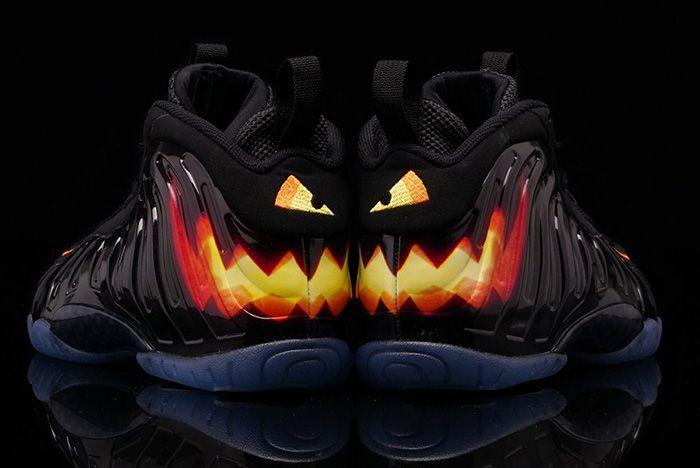 Nike Little Posite One Halloween Sneaker Freaker 2
