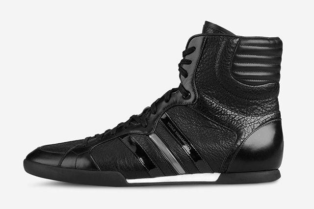 Adidas Y3 Sala High Black