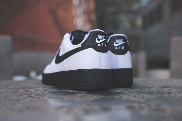 Nike Air Force 1 Low White Black 5