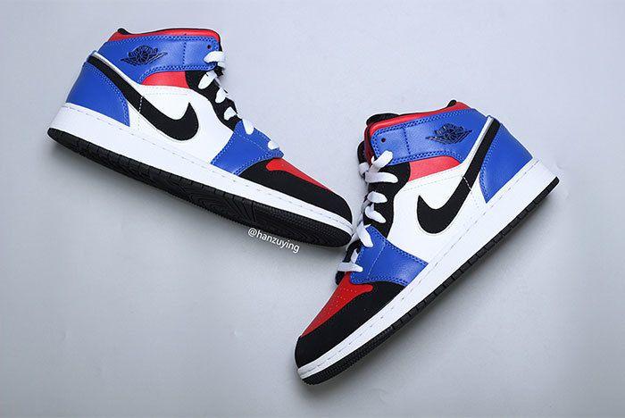 Air Jordan 1 Mid 1 Sneaker Freaker