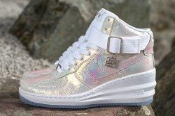 Nike Wmsn Lunar Force 1 Sky Hi Qs Mother Of Pearl Thumb