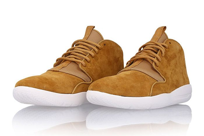 Jordan Eclipse Chukka Leather Light Brown Sneaker Freaker 1