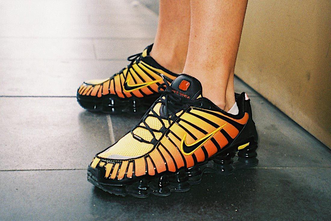 91 Vintage Event Recap Nike Shox