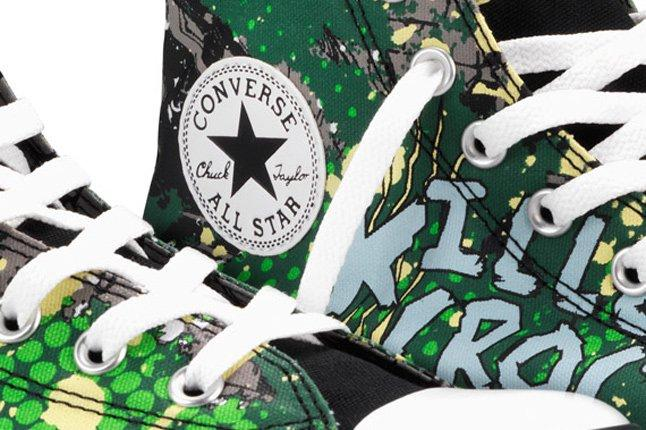 Dc Comics Converse Chuck Taylor All Star Killer Croc 02 1