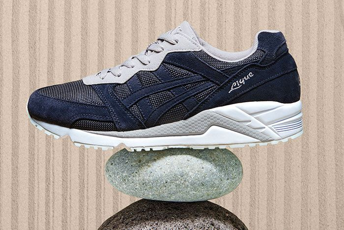 Asics Gel Lique Navy 1