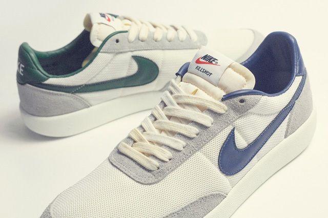 Size Nike Killshot 04