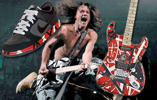 Nike Sued By Van Halen 1
