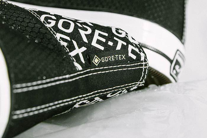 Converse Goretex Chuck 70 Hi Ankle Detail