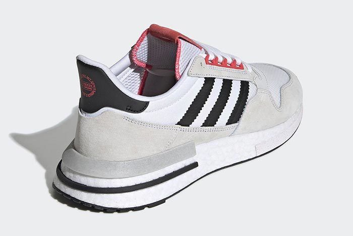 Adidas Zx500 Rm Shock Red 4