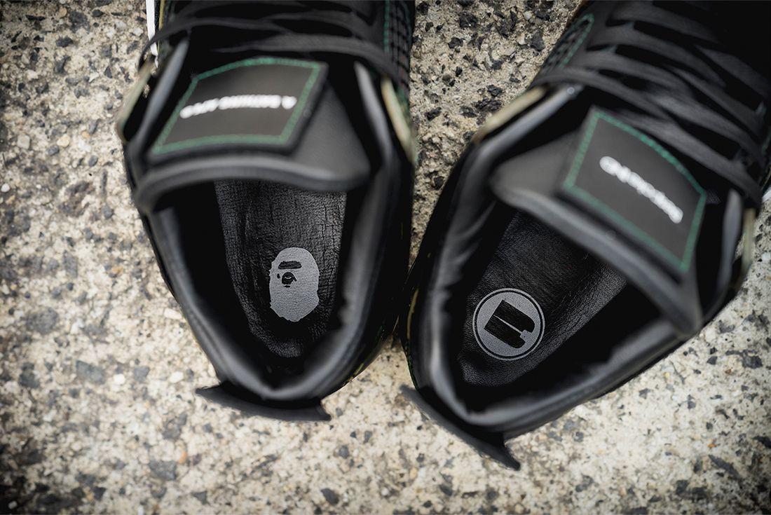 Bespoke Ind Air Jordan 4 Bape 14
