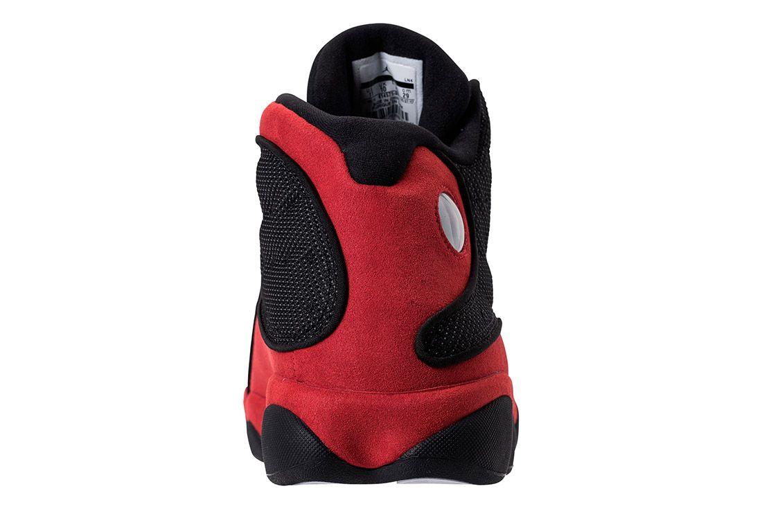 Air Jordan 13 Black Red Bred Retro 3