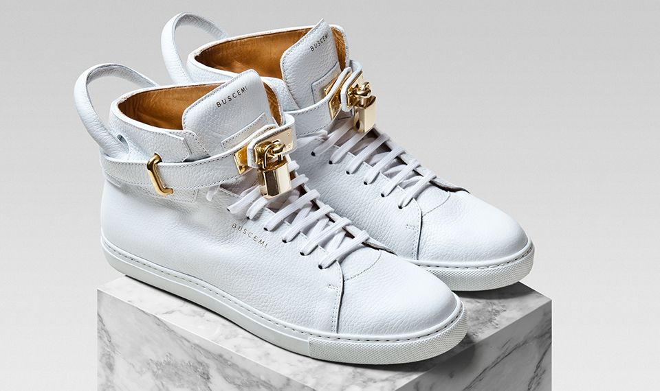 Buscemi 100 Mm White