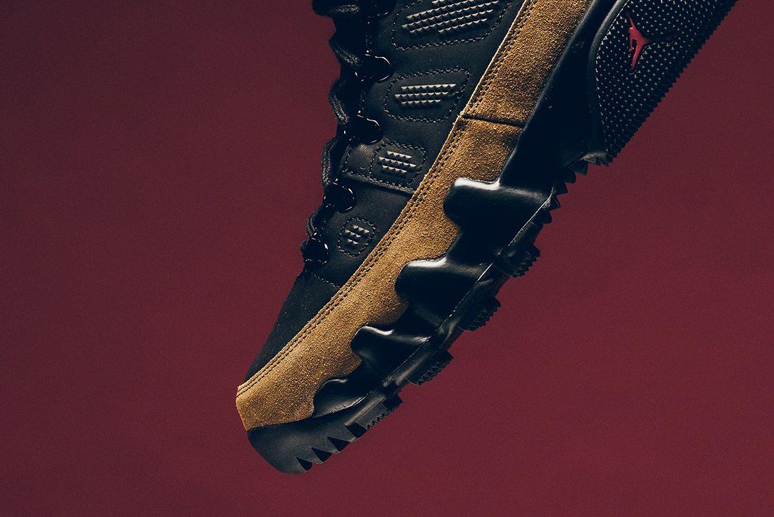 A Closer Look At The Air Jordan 9 Boot Nrg Olive7