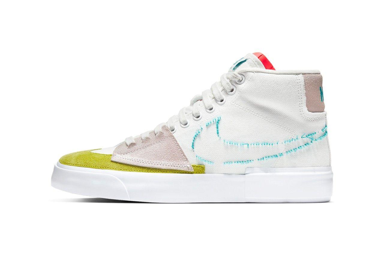 Nike SB Blazer Mid Left