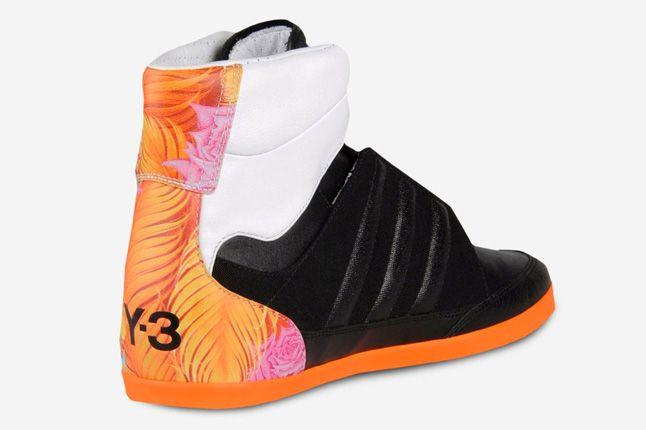 Adidas Y 3 Honja High Heel 1