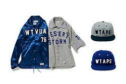Wtaps Ebbets Capsule Collection Thumb