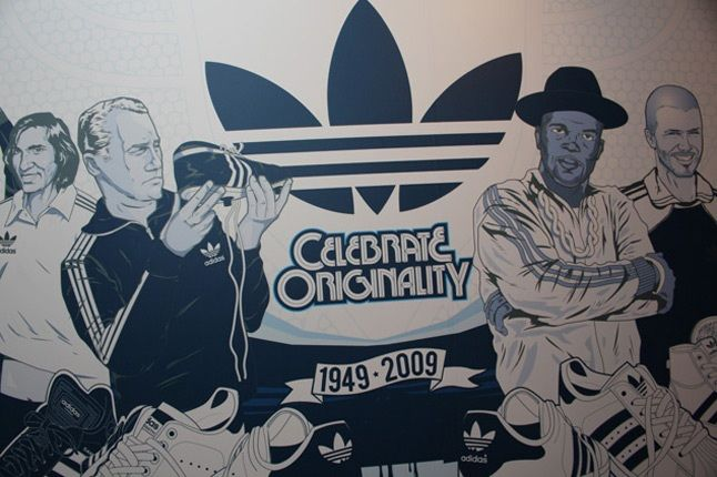 Adidas 60 Years Party Singapore 15 2