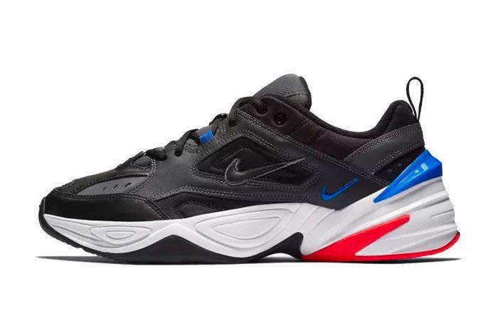 Nike M2K Tekno Racer Blue Release