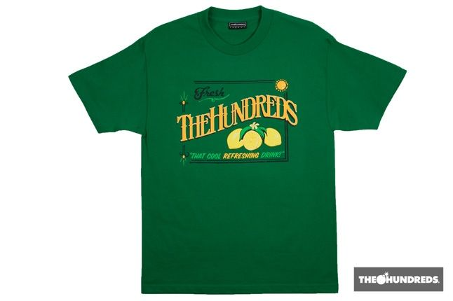 The Hundreds Lemonade Tee 1