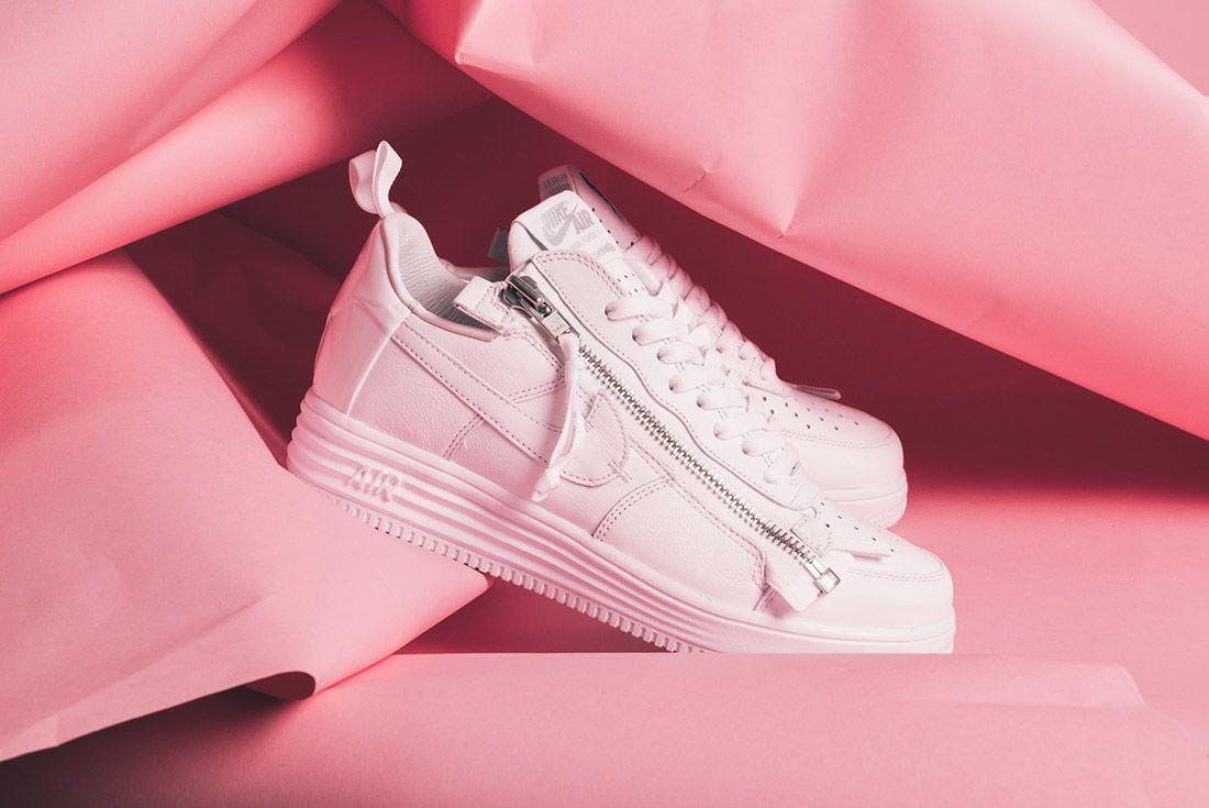 Nike Air Force 1 Af100 Collection Closer Look Sneaker Freaker 40