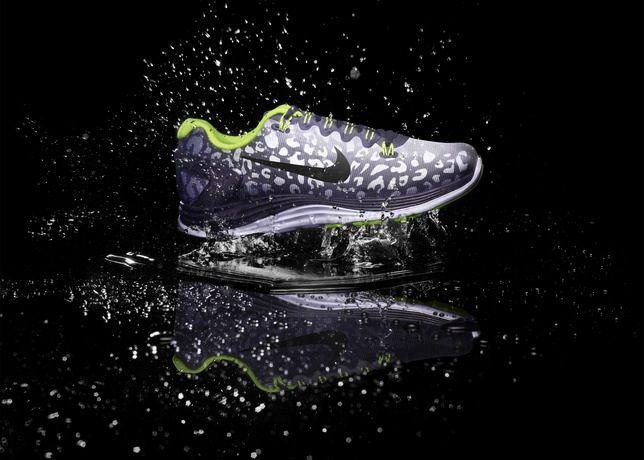 Nike Lunar Glide 5 Shield Womens