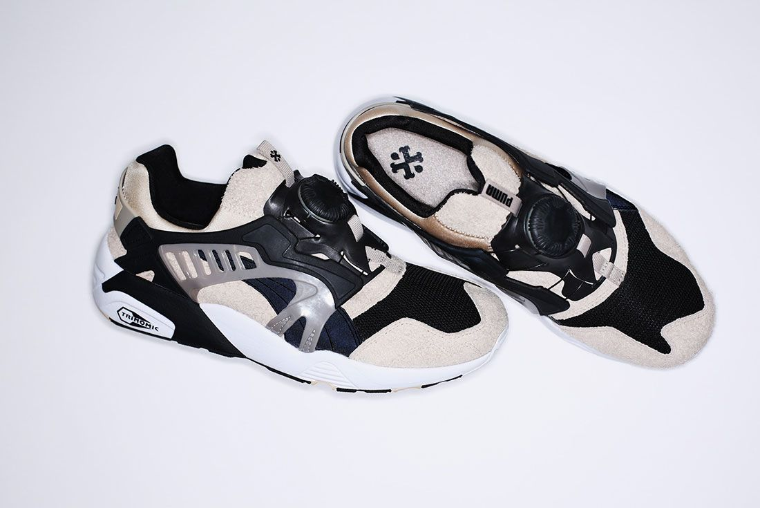Kicks Lab X Puma Disc Blaze 1