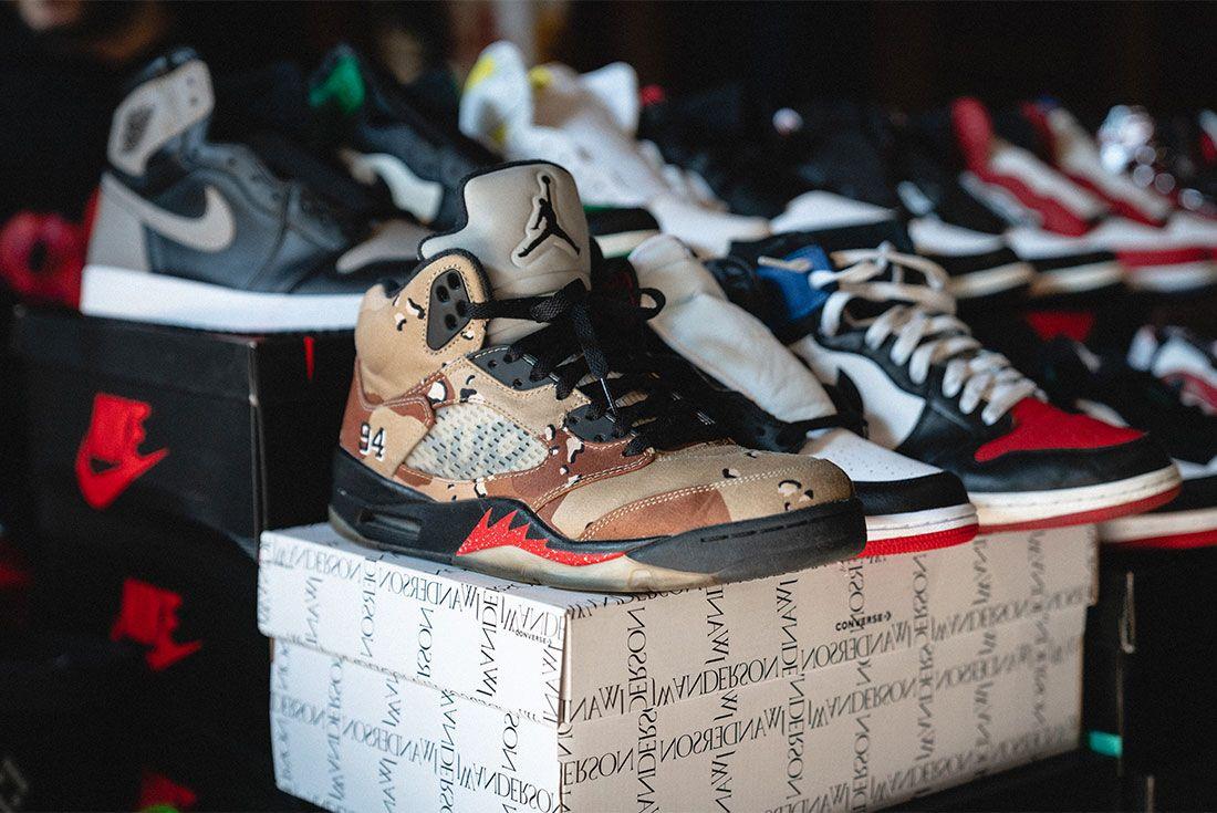 Sneakerness Milan Sneaker Freaker Vendor Tables11
