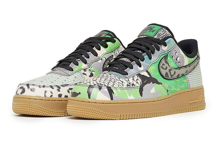 Nike Air Force 1 Low City Of Dreams Ct8441 002 Three Quarter Lateral Side Shot