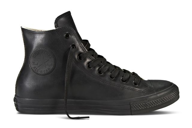 Converse Chuck Taylor All Star Rubber Black 1