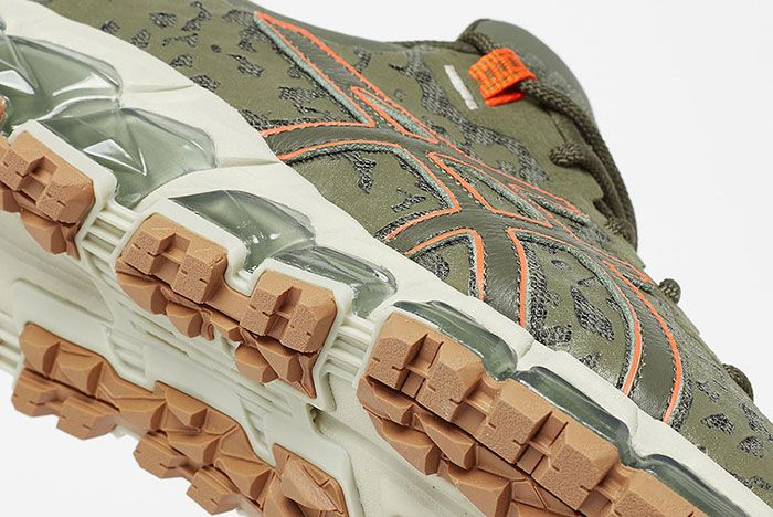 Asics Gel Quantum 360 5 Trail Flight Jacket Detail