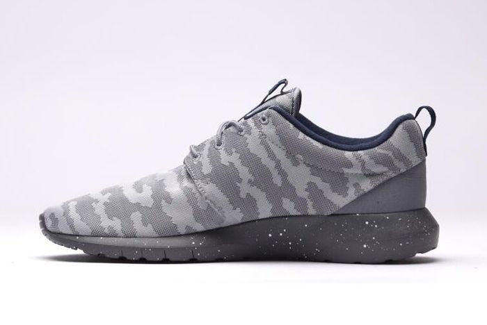 Nike Roshe Nm Fb Grey Camo 6