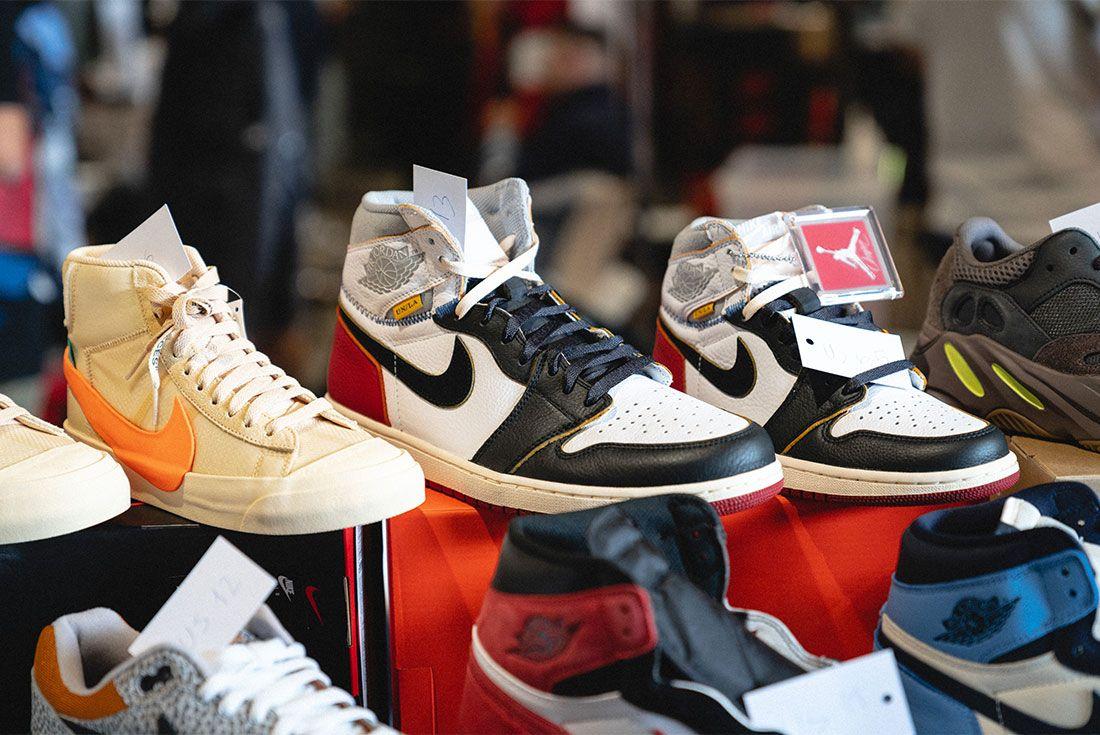 Sneakerness Milan Sneaker Freaker Vendor Tables16