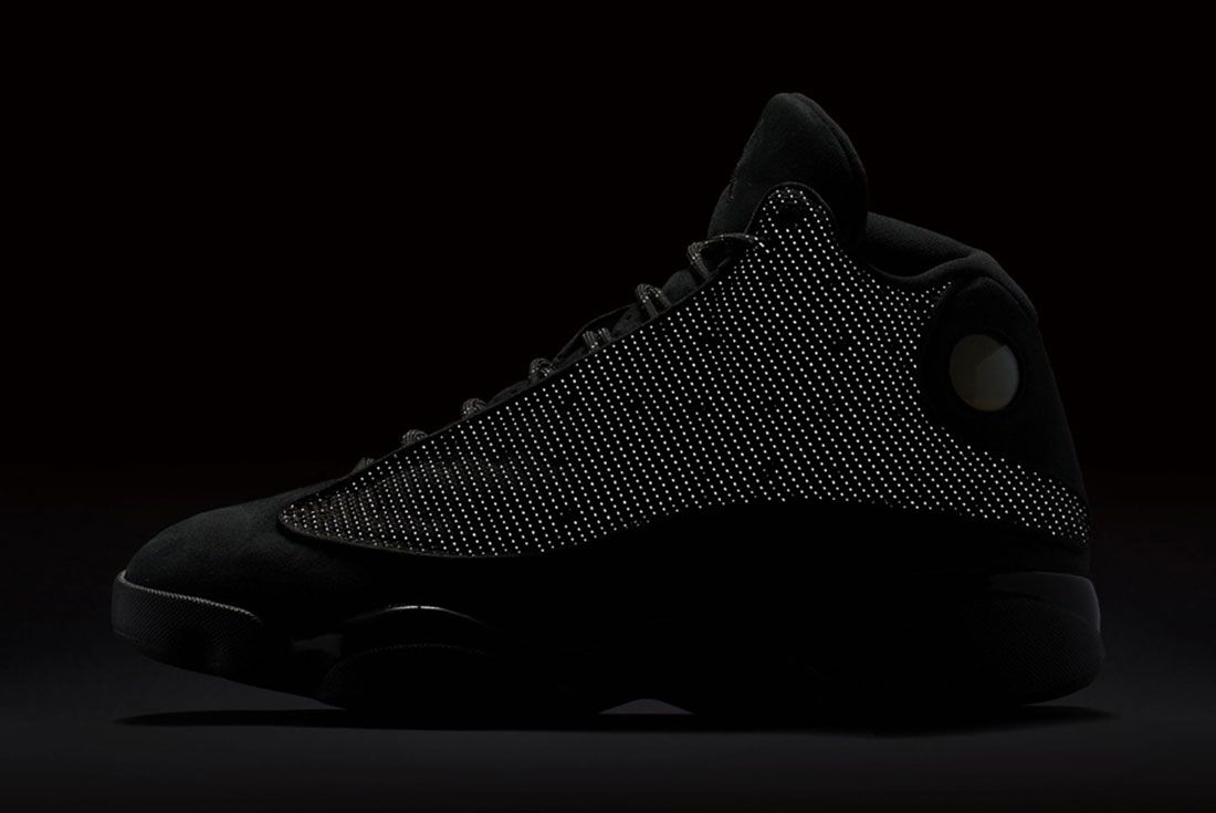 Air Jordan 13 ' Black Cat' 3