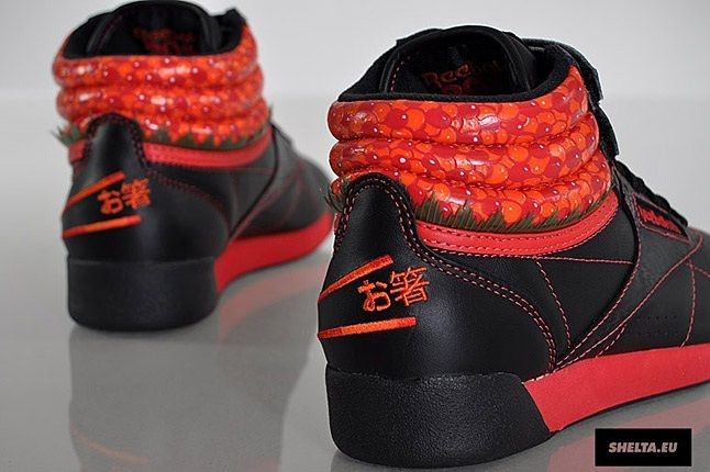 Reebok Freestyle Hi Sushi International 15 1