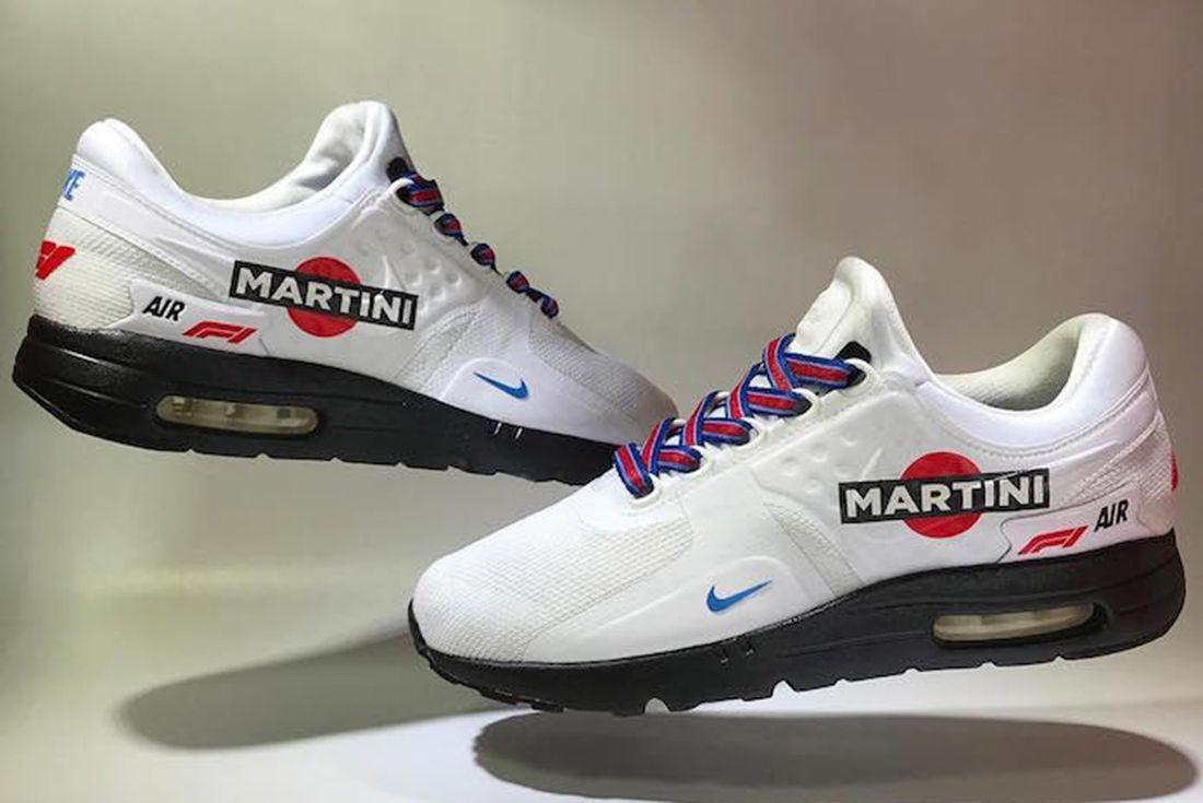 Martini Racing x Nike Air Max Zero